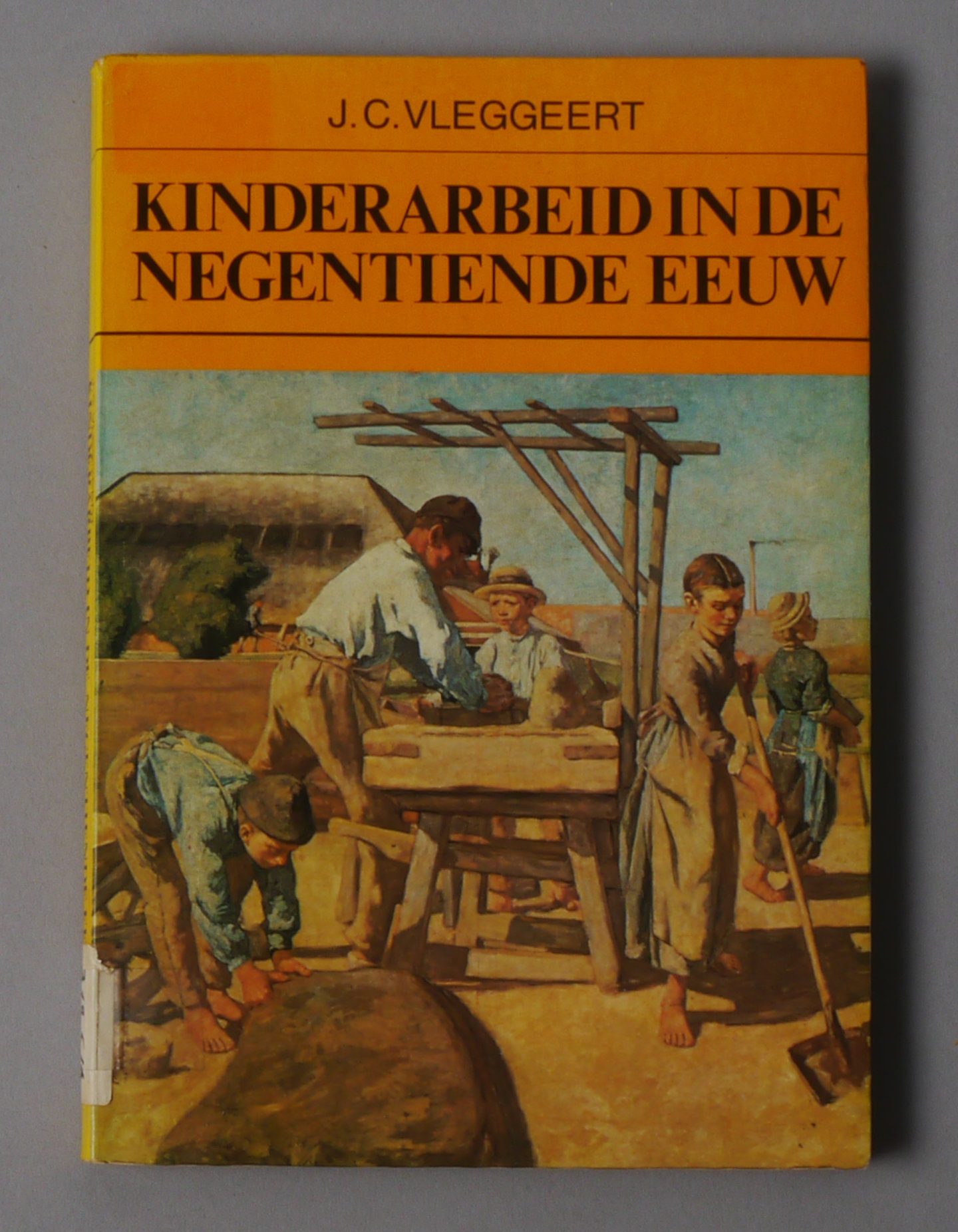 Kinderarbeid In De Negentiende Eeuw.