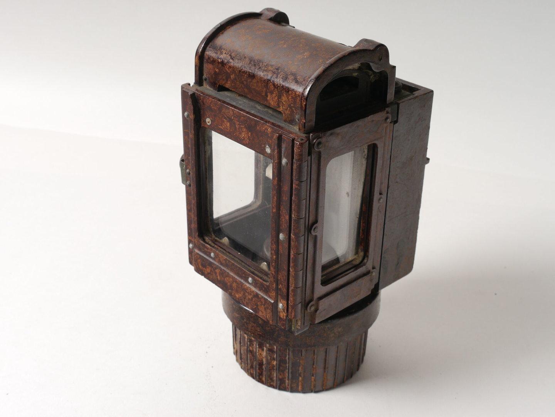 Carbuurlamp