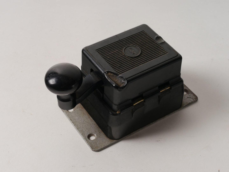 Seinsleutel voor een telegraaf