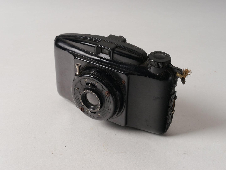 Camera voor rolfilm