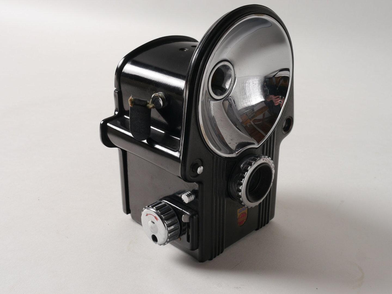 Fototoestel met flits van het merk Philips
