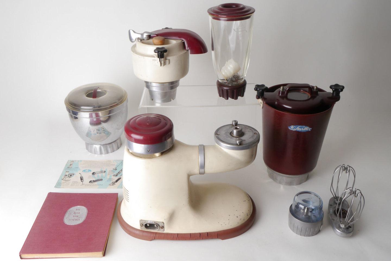 Elektrische keukenrobot van het merk Electrostar