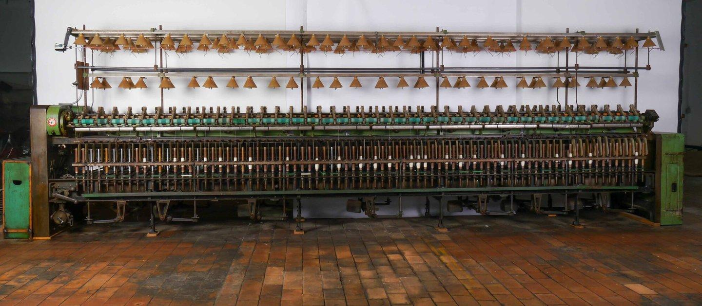 Ringspinmachine van het merk Marzoli